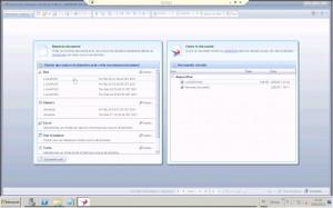 Sélection d'une source de données avec Interactive Analysis Desktop
